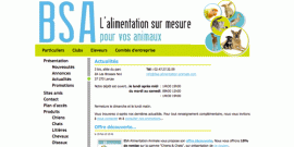 BSA Alimentation Animale